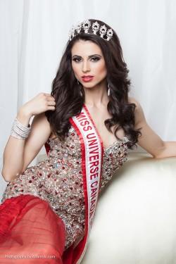 Miss Universe Canada 2013