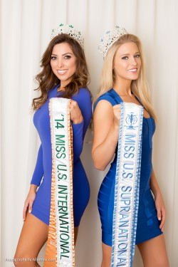 Miss U.S. International 2014 and Miss U.S. Supranational 2014 Titleholders