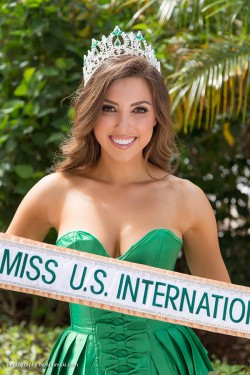 MIss U.S. International 2014 Titleholder